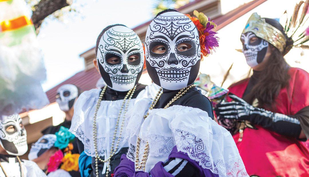 World Festivals and Holidays Similar to Halloween